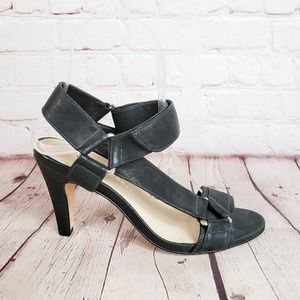 Loeffler Randall Leather Ankle Strap Heels